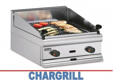 CHARGRILL (GAS) by LINCAT - K.F.Bartlett LtdCatering equipment, refrigeration & air-conditioning